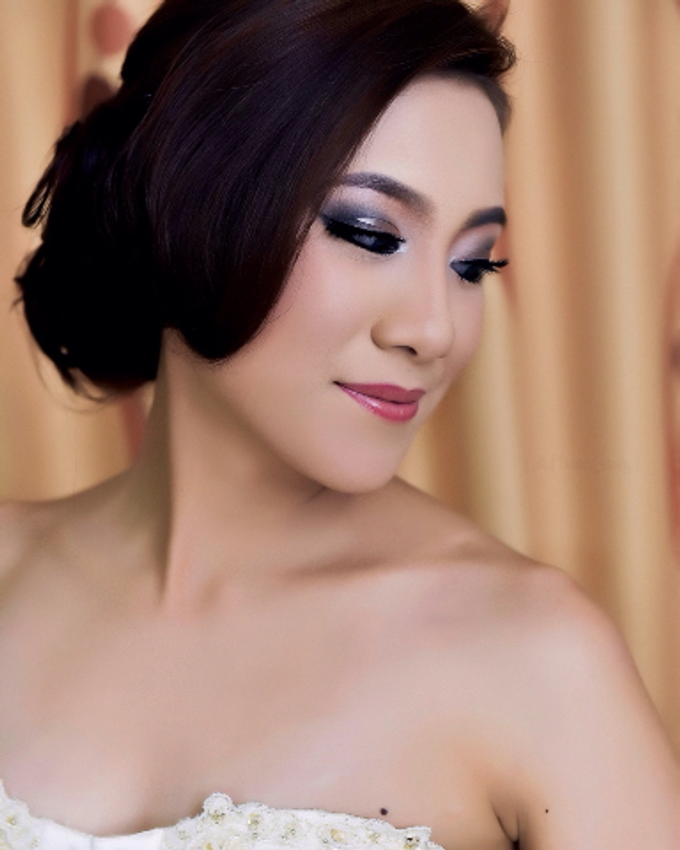 Make Up Ms Imelda by Flo Make Up Artist - 001