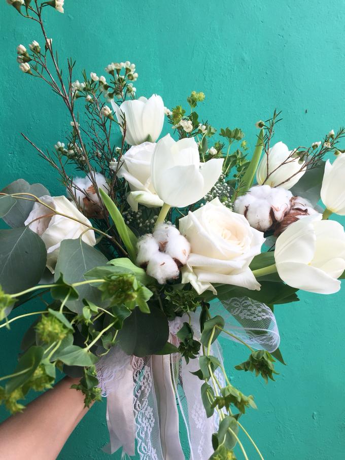 Floral Journal  by D'Alexandra Flowers - 047