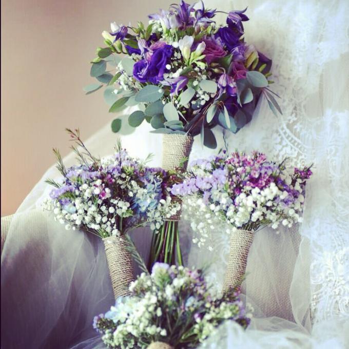 Romancing purple by Bali Signature - 001