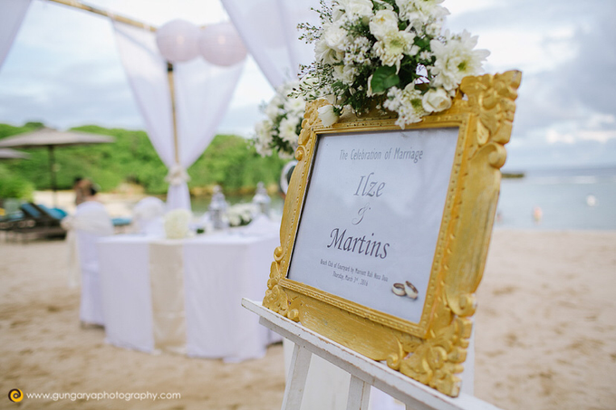 ILZE & MARTINS Wedding by Courtyard by Marriott Bali Nusa Dua - 044
