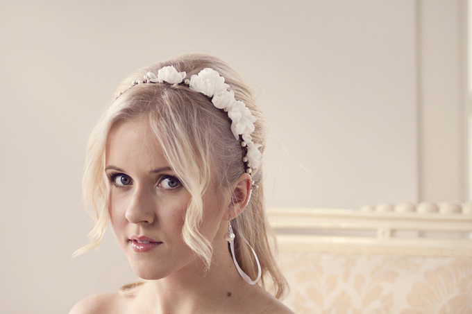 Bridal hair accessories, collection of 2016 by Weddingbliss - 003