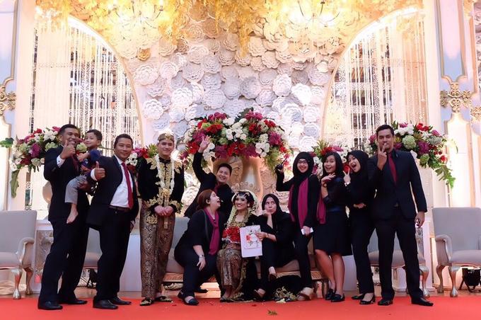 Ella & Fahris Wedding by SEDJOLI WEDDING ORGANIZER - 005