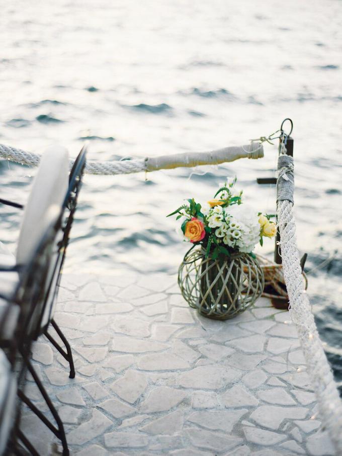 Wedding in sea by Marry Me agency - 032