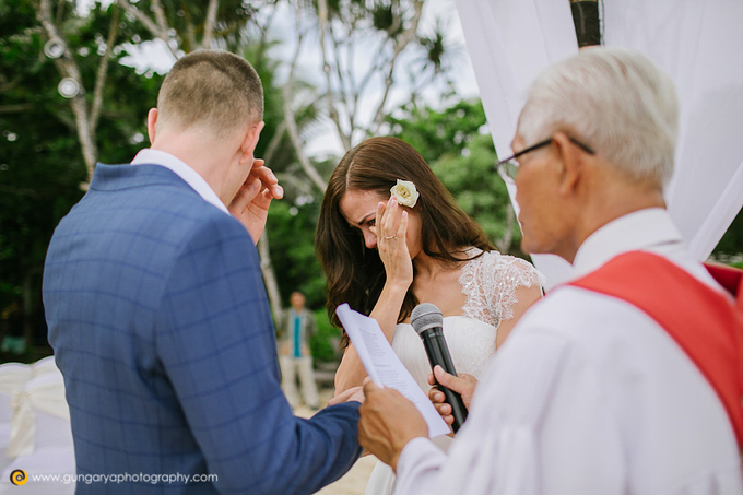 ILZE & MARTINS Wedding by Courtyard by Marriott Bali Nusa Dua - 030