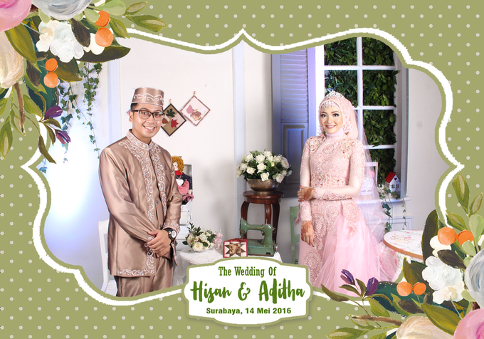 From The Wedding of Hisan & Aditha by Woodenbox Photocorner - 009