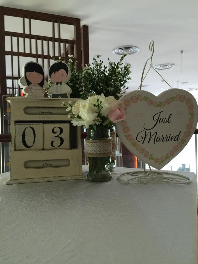 Rustic theme wedding event by ilmare Wedding - 004