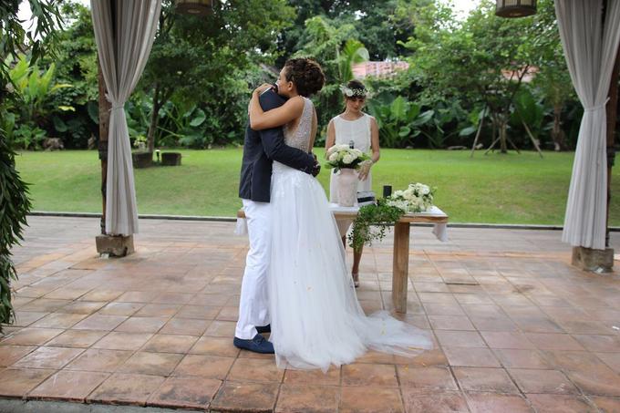 Alessia Sacco Wedding Reception  by FANNY KARTIKA - 002