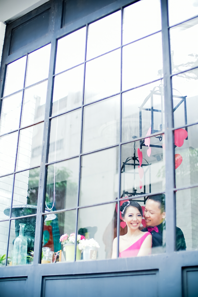 Daniel + Fransisca by Blooming Box Photography - 002