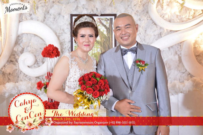 Cahya & Cencen Wedding by Booth of Moments - 002