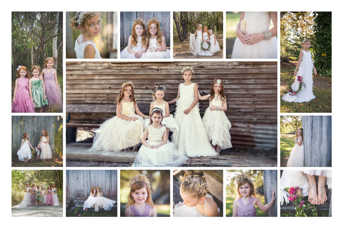 Flower girl designs  by Vintage Sistas Designs - 011
