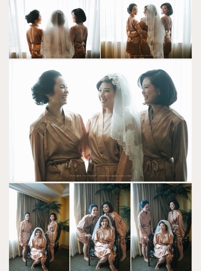 Edy & Dovieke Wedding by MOSCATO MOMENTS EVENTS - 003
