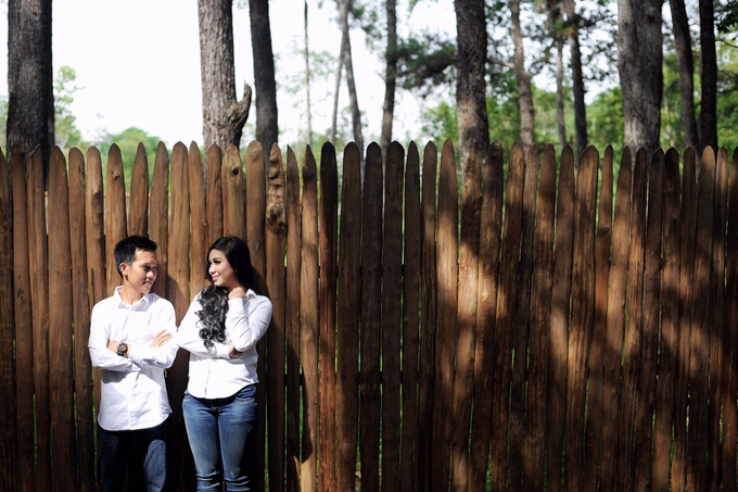 Story of prewedding : Bayu & Keke by glamour photography - 001