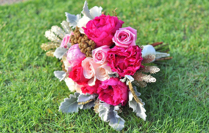 Bridal Bouquets by Country Victoria - 016