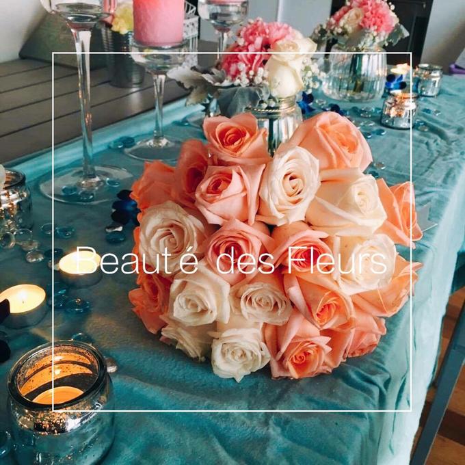 Tiffany Blue themed wedding  by Victoria - 003