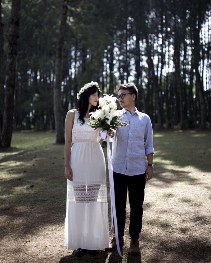 Pre-Wedding Reihan & Kisa by Benangsari Flower Studio - 008
