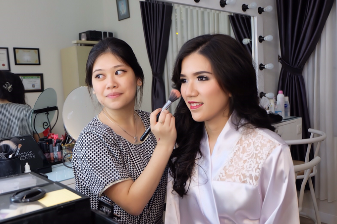 Pre-wedding makeup by Troy Makeup Artist - 003