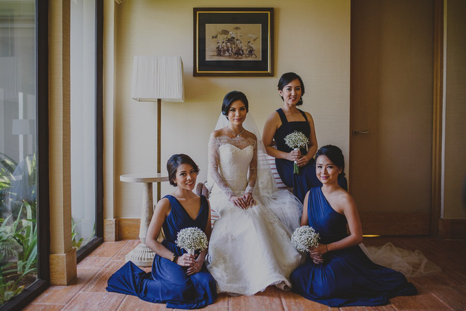 Andy & Vincentia Wedding by Gusde Photography - 009