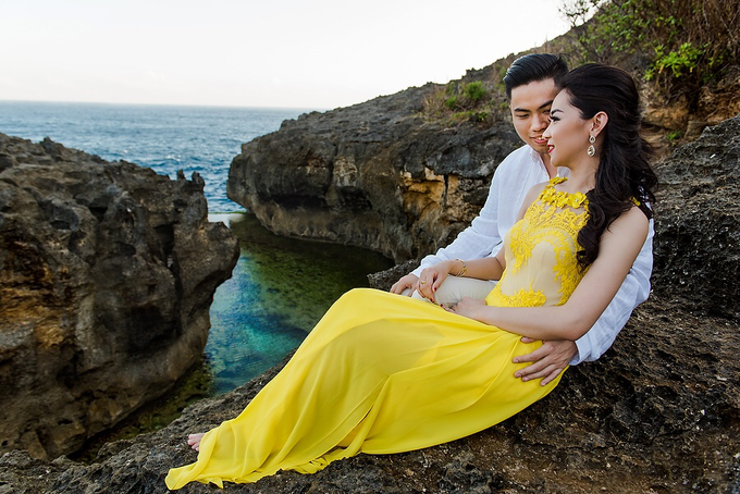 Nusa Penida Prewedding by Gusde Photography - 027
