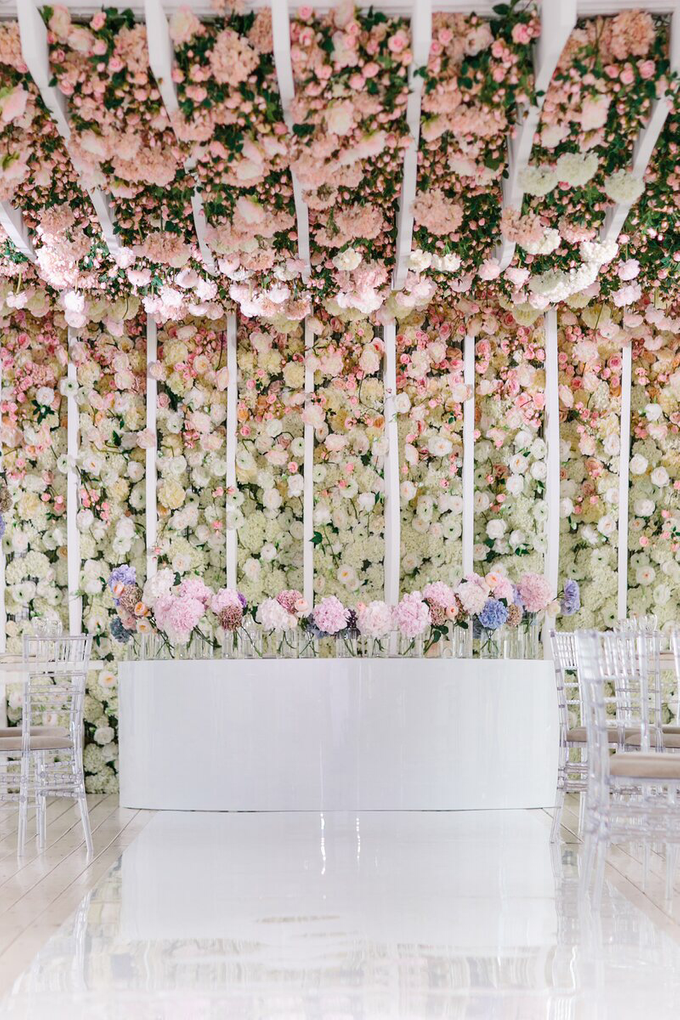 Romantic wedding by Maria German Decor by Maria German decor - 003