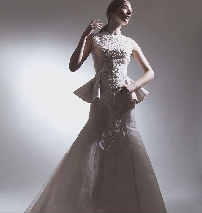 Wedding gown campaign  by Tracy Bridal House - 001