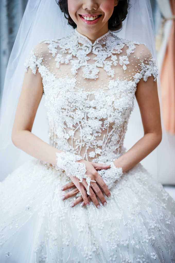 Daniel + Sisca Wedding Day by Blooming Box Photography - 011