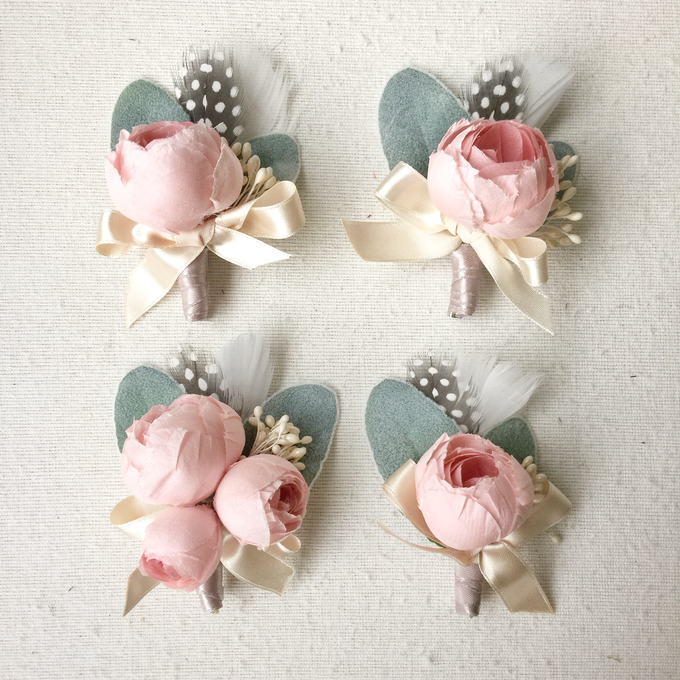 Corsages and Boutonnieres by Hummingbird Road - 014