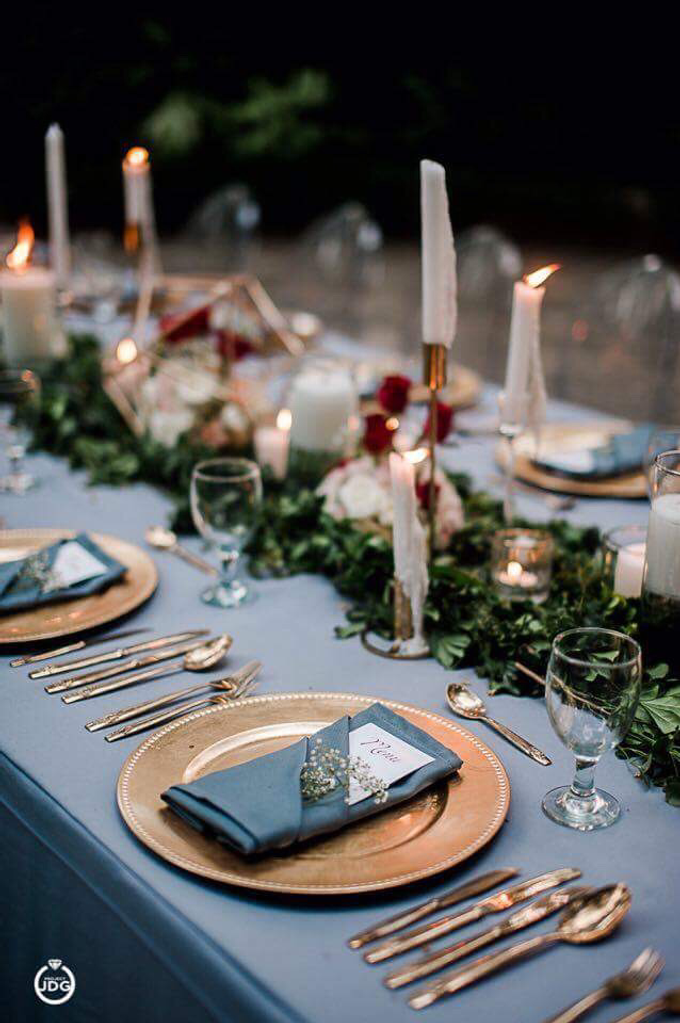 Metallic Whimsical by Whitekraft Event Management and Styling - 005