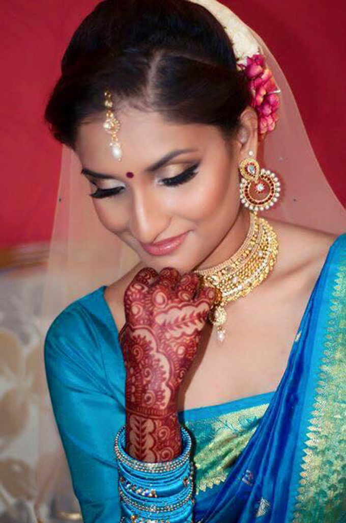 Bridal Portfolio by Faces by SudhaG - 049