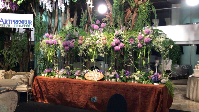 The Artpreneur Wedding Fair by Yulika Florist & Decor - 001