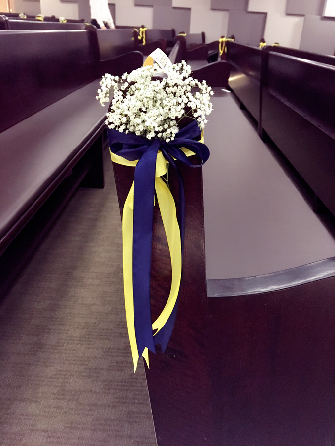 Flowers for Events & Weddings by A. Floral Studio - 022