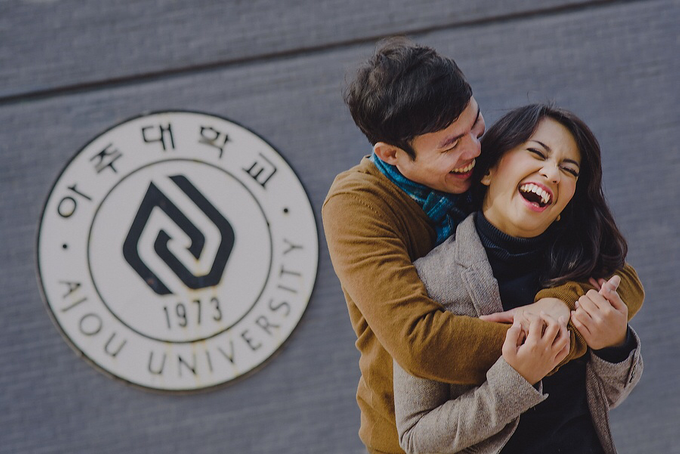 Campus Love Story - Sisi & Mike by Gusde Photography - 011