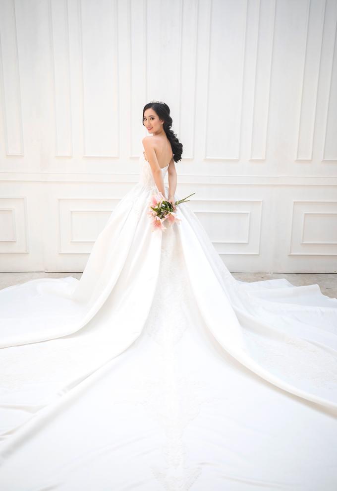 Wedding photoshoot by Chesara Makeup - 008
