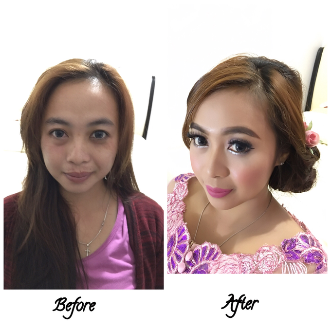 Hair & makeup by vinamakeupartist - 017