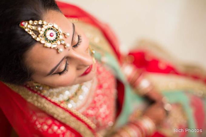 Indian bridal  by MakeUpArtByAby - 003