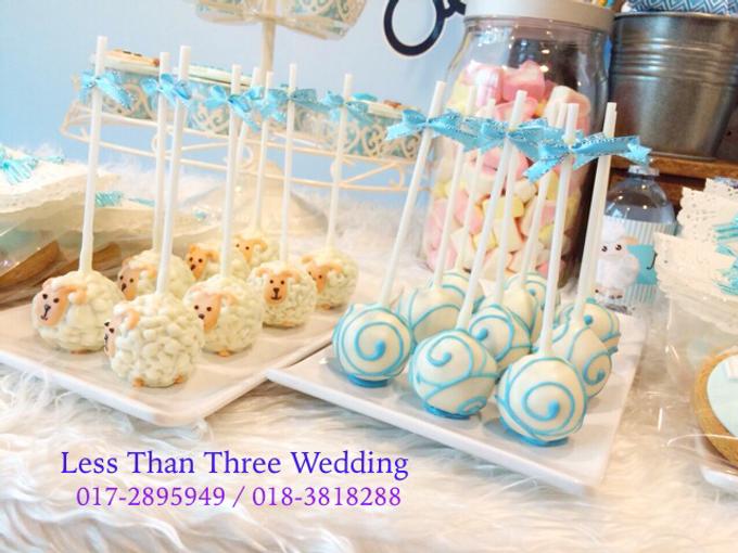 Birthday Decoration by Less Than Three Wedding - 006
