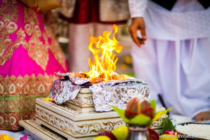 Indian Wedding by My Fancy Wedding - 013