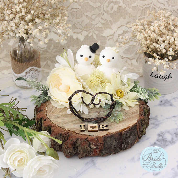 CUSTOM RING BEARER by The Bride and Butter - 011