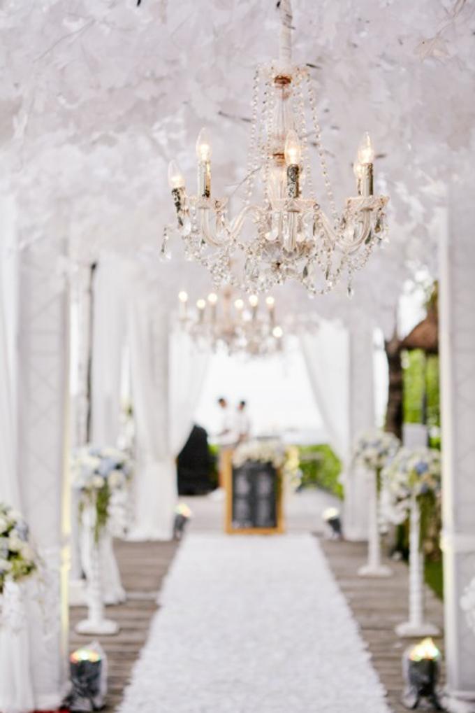 Classic elegant wedding 2015 by AiLuoSi Wedding & Event Design Studio - 007