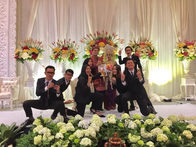 Wedding Of Nilam & Hafidz by Yoga Septa Make Up Artist - 001