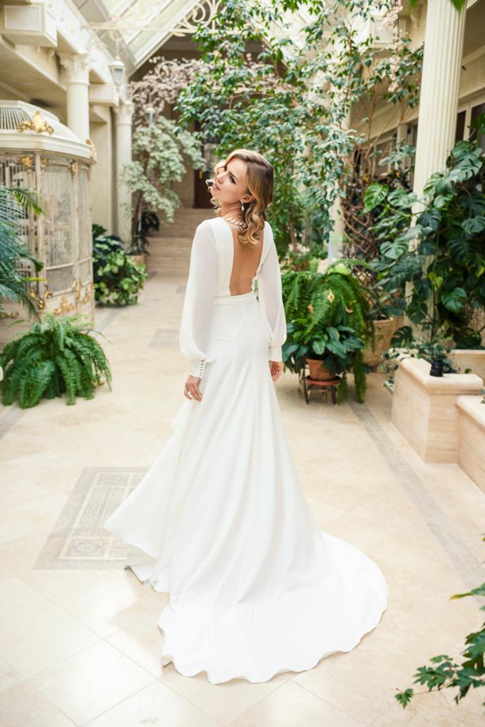 """My Little Bird"" Wedding Dresses Collection  by APILAT - 028"