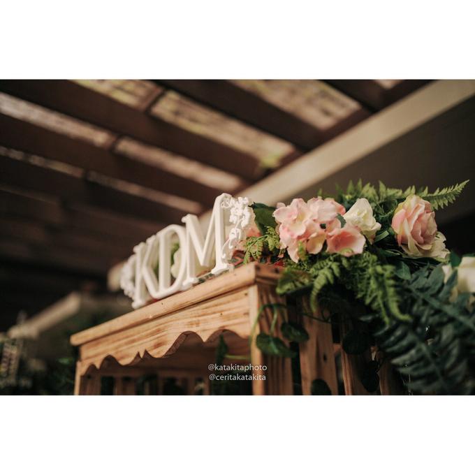 Rustic Garden Wedding by Katakitaphoto - 008
