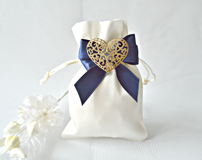 Wedding favor bags by Jasmine wedding prints - 003