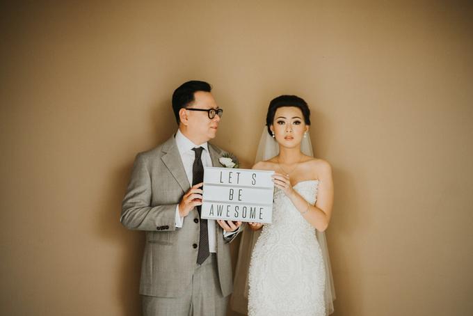 Hendri & Sella Wedding by It's True Wedding Planner and Decoration - 013