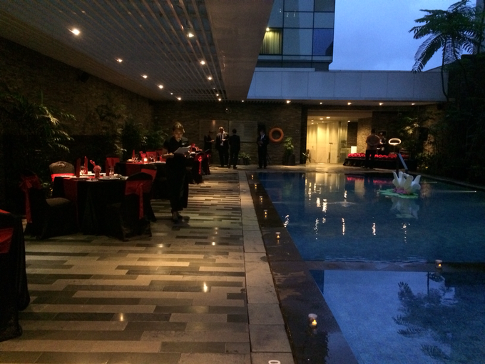 Wedding at City Grand Ballroom Hotel Grand Mercure Jakarta Harmoni by GRAND MERCURE Jakarta Harmoni - 004