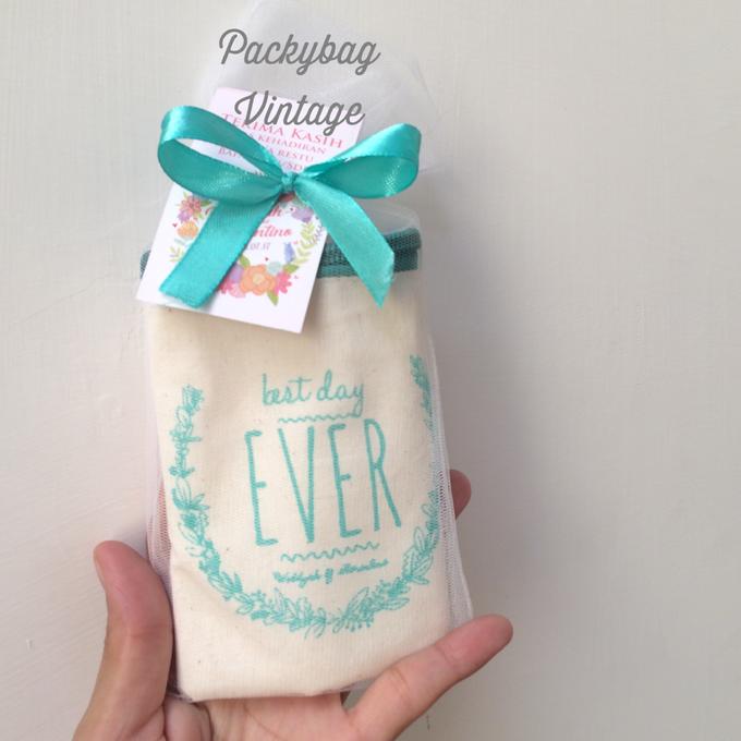 Widdyah Wedding ☘️ by Packy Bag Vintage - 003