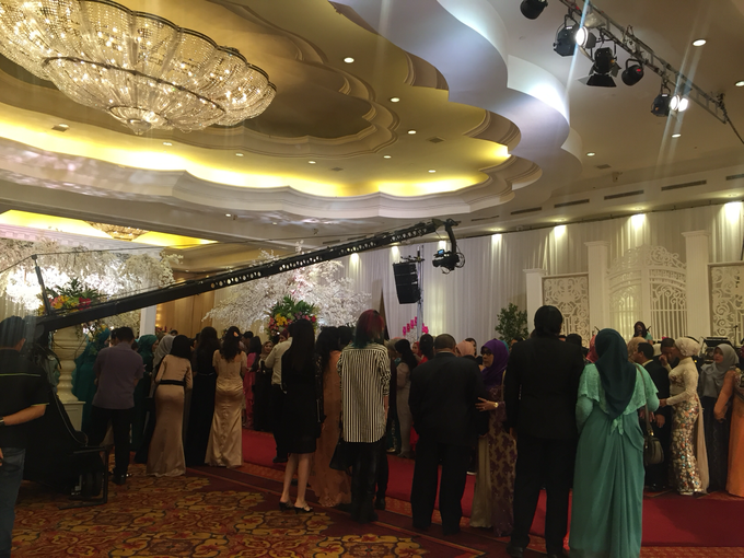 Wedding Adiva & Harun-Grand daughter Elvy Sukaesih by The Ritz-Carlton Jakarta, Mega Kuningan - 004
