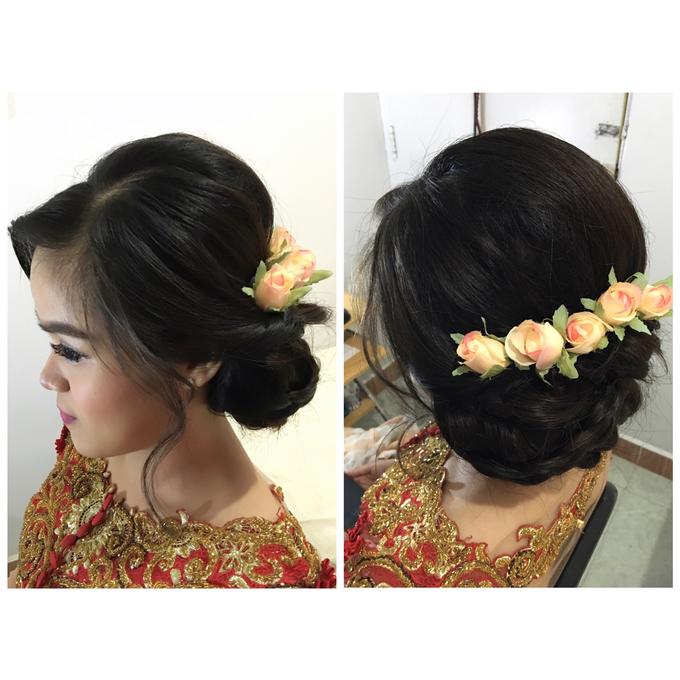 Hair & makeup by vinamakeupartist - 014