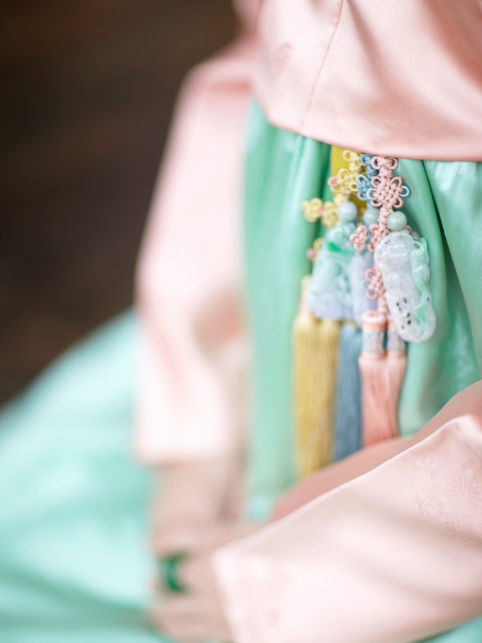 Hanbok (Korean Traditional Clothing) by LesAiles Studio - 008