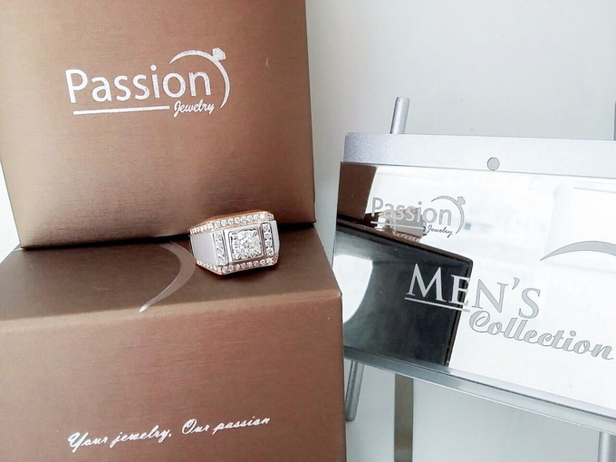 Men's Ring by Passion Jewelry - 003