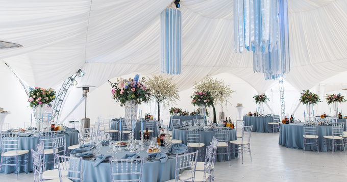Wedding Party Rentals and Design by Merit Events - 003